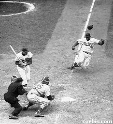 Jackie Steals Home - `52 World Series